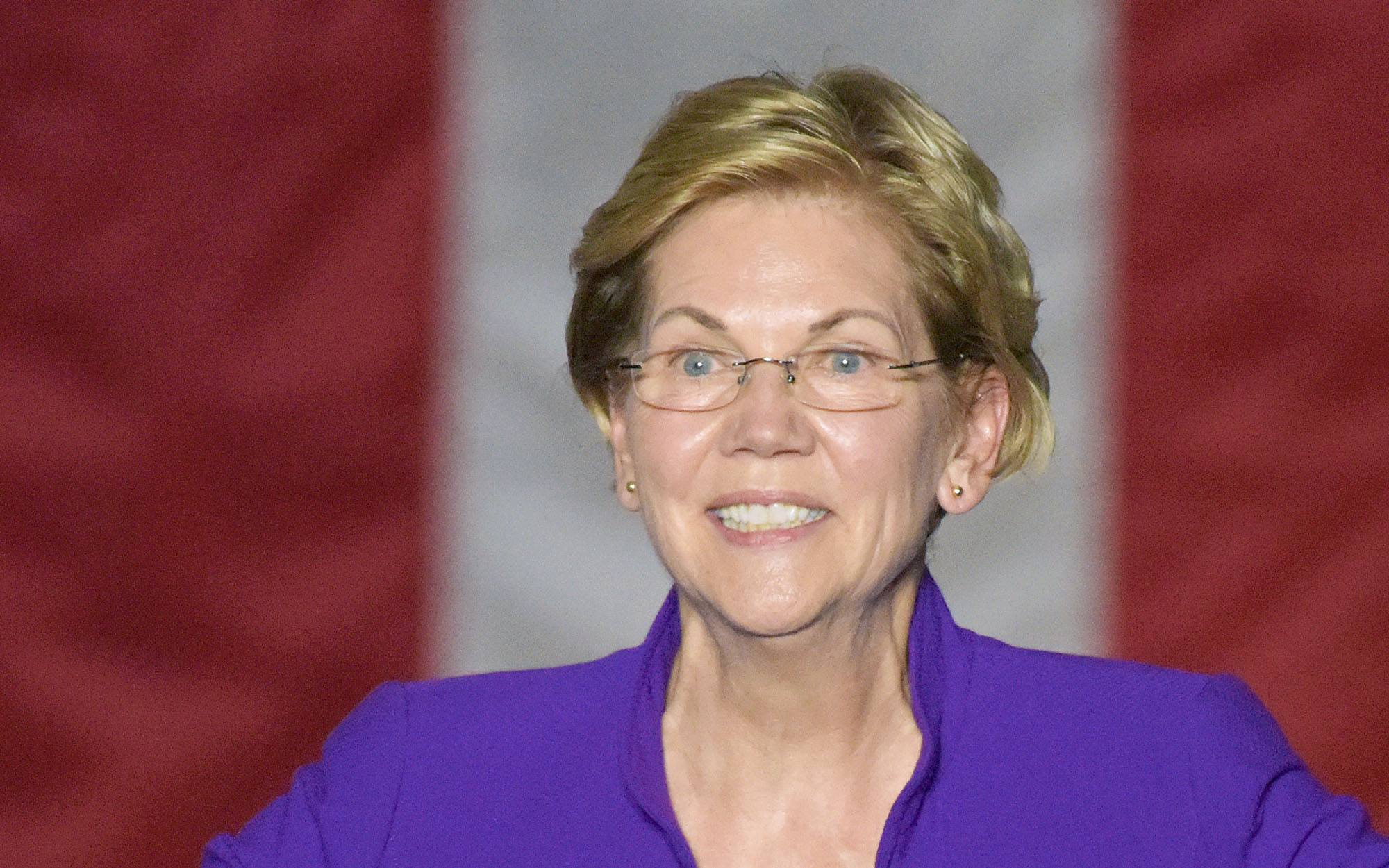 Nearly Hidden in Elizabeth Warren's Workers Plan: A Vow to Give Back Pay to Illegal Aliens