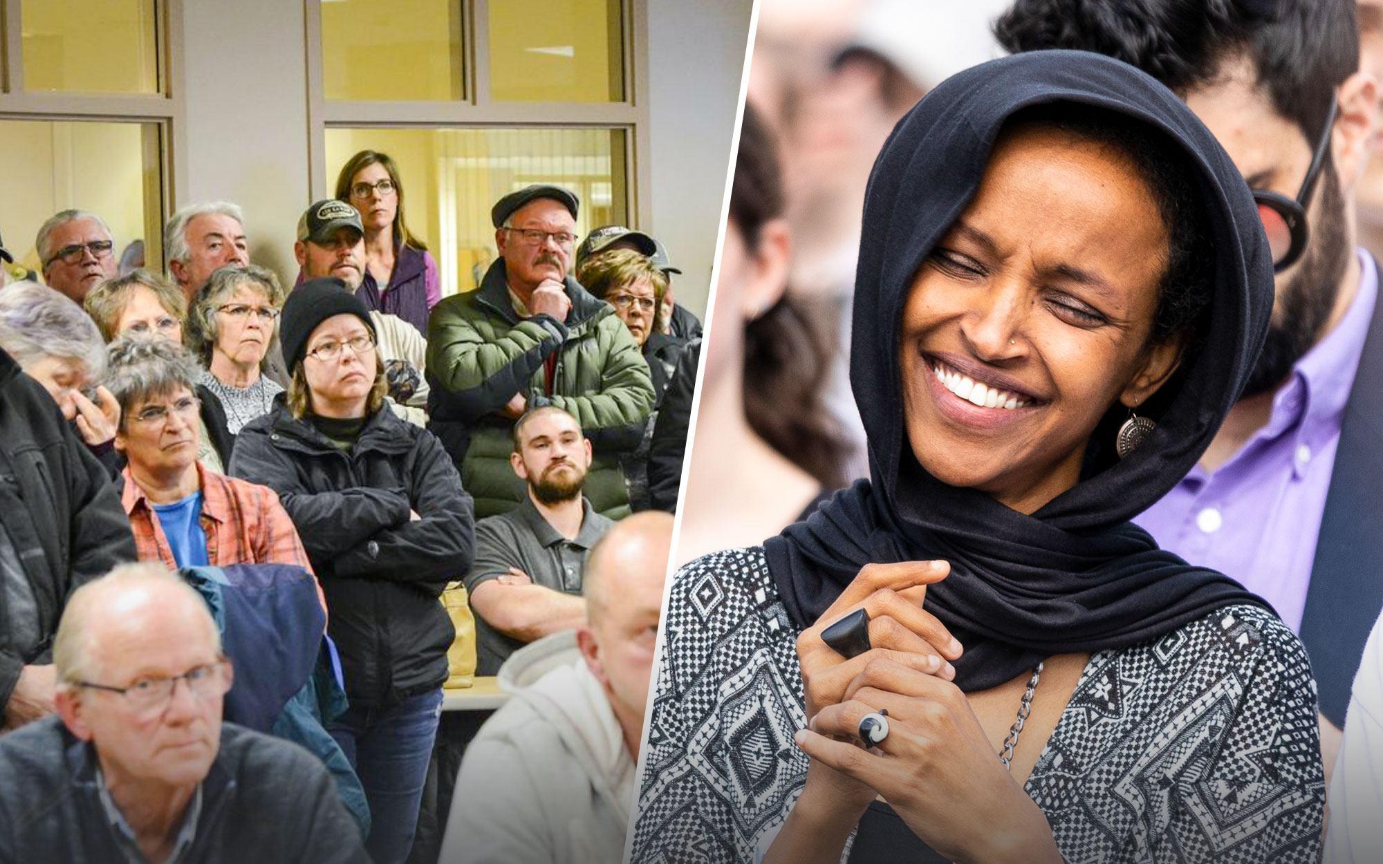 Ilhan Omar Sounds Off After Minnesota Citizens ... Ilhan Omar Minnesota
