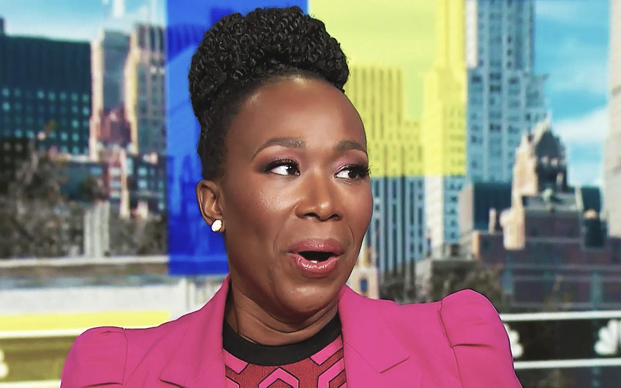 MSNBC's Joy Reid Accuses Trump of Bringing Out the 'Nazi' in People