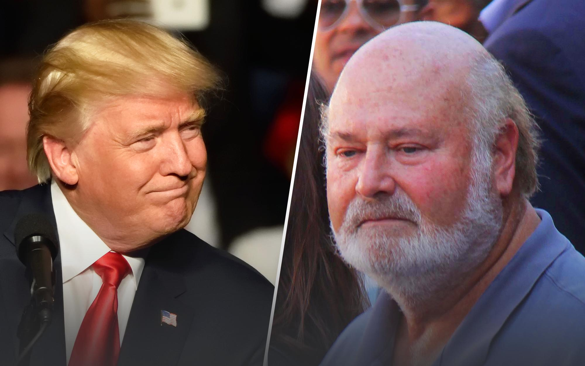 Rob Reiner Unleashes On Republican Senators – Claims They Have 'Collective Brain Damage' For Wanting To Acquit Trump