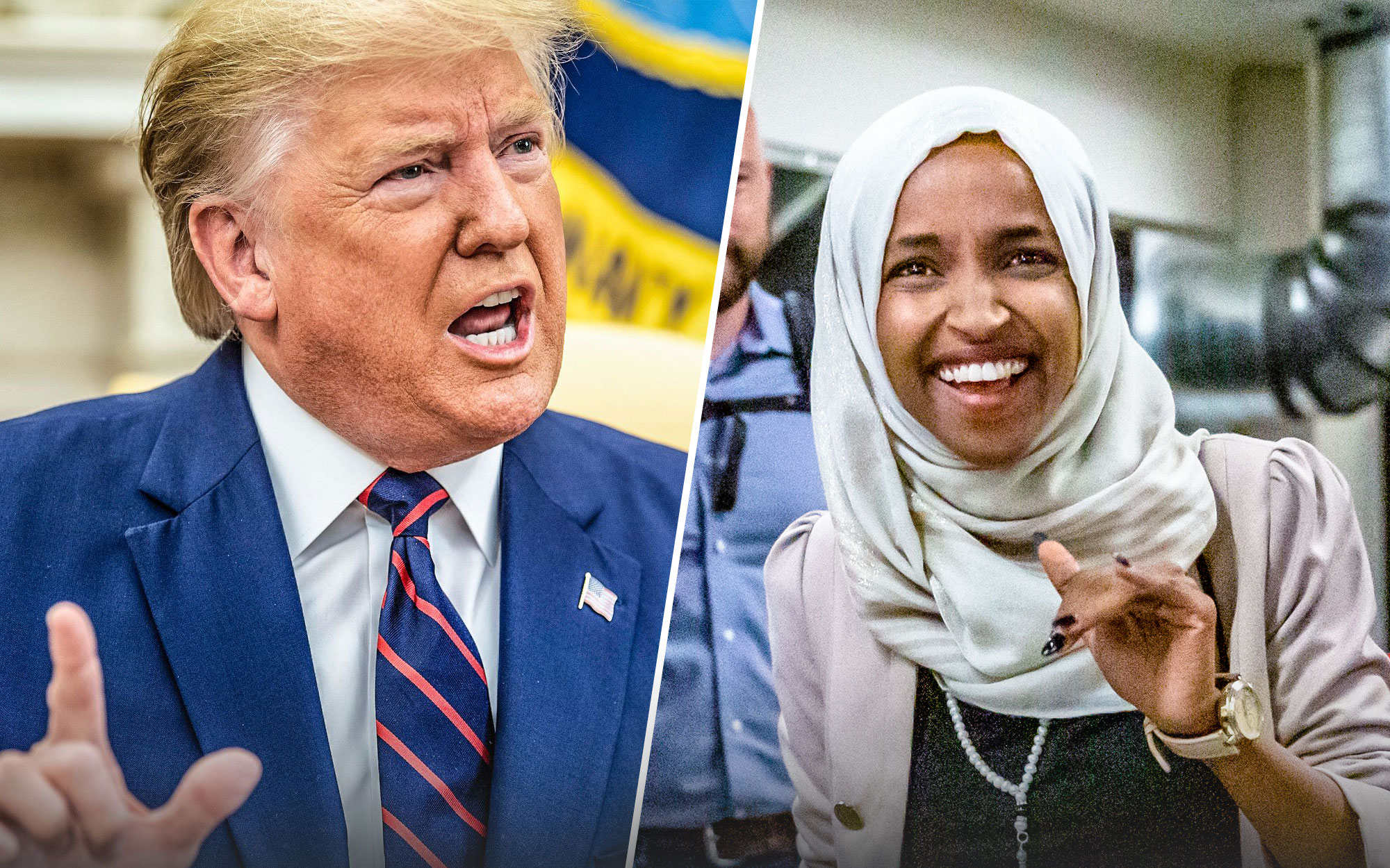 Ilhan Omar: Trump 'Must Step Down,' Shares Story Calling Killing of Soleimani 'Immoral'