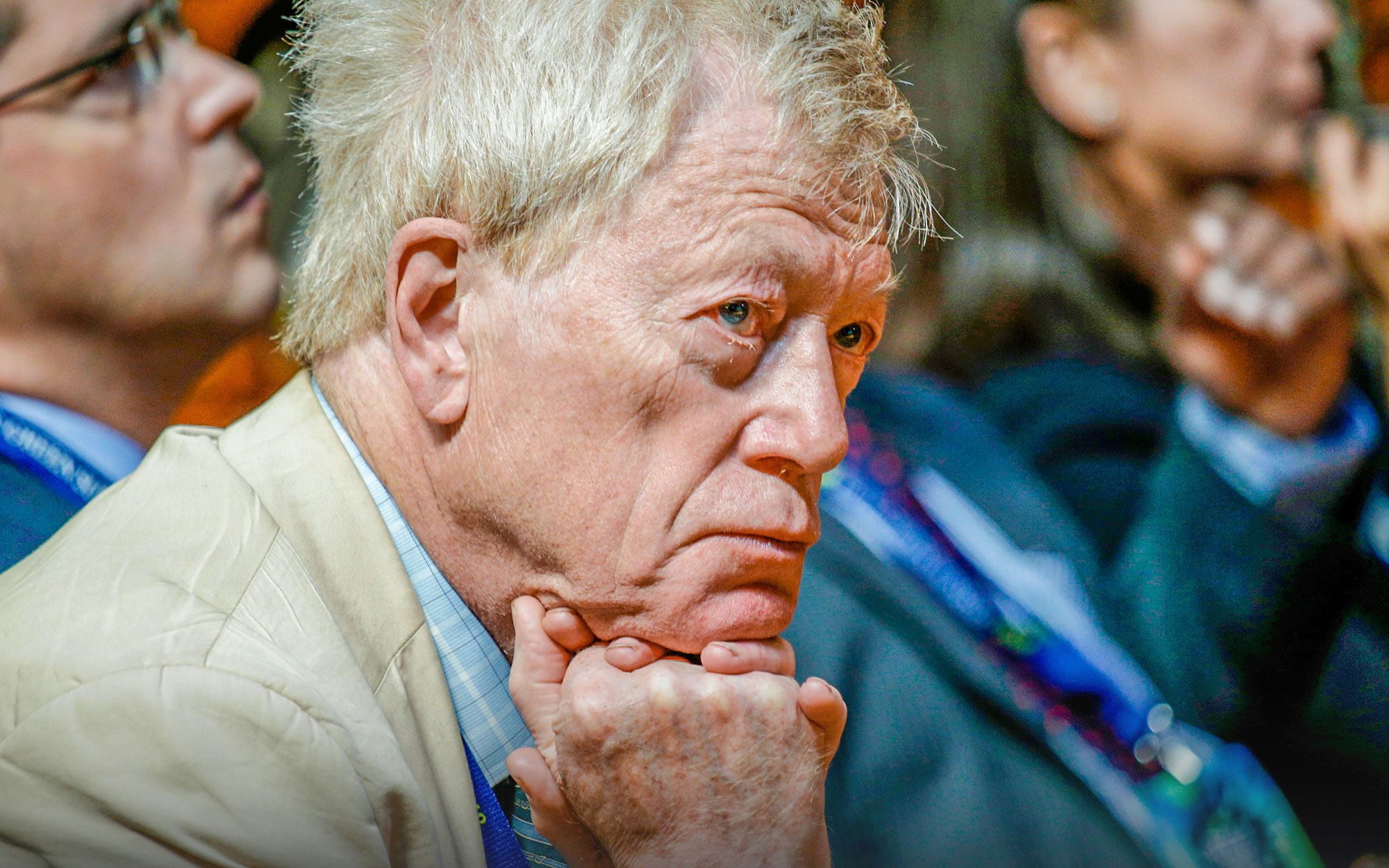 Amid 'Hate Storm', Famed Conservative Philosopher and Author Sir Roger Scruton, Dies at 75