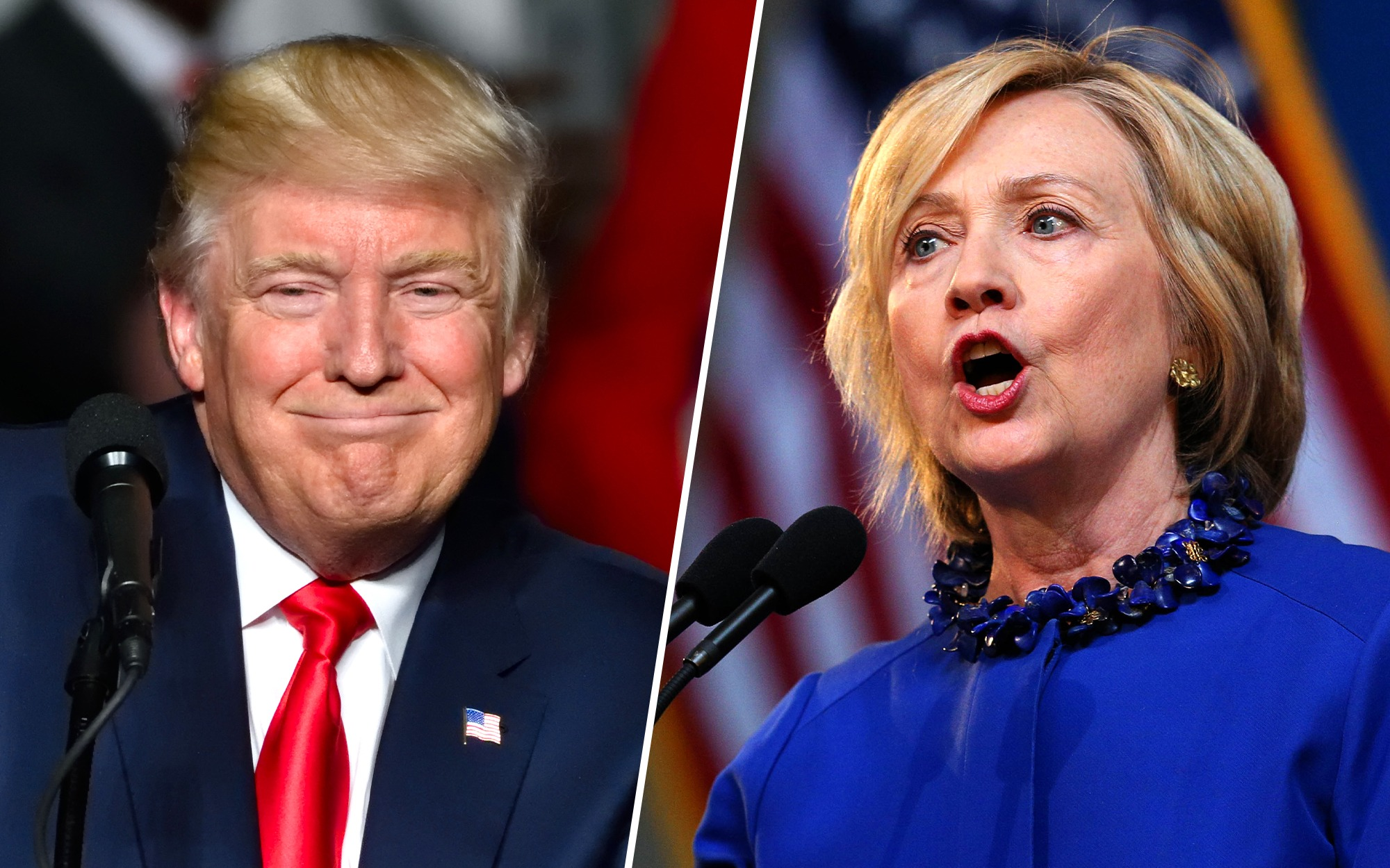 Hillary Strikes at Bernie, Trump Strikes at Hillary, What is Happening?