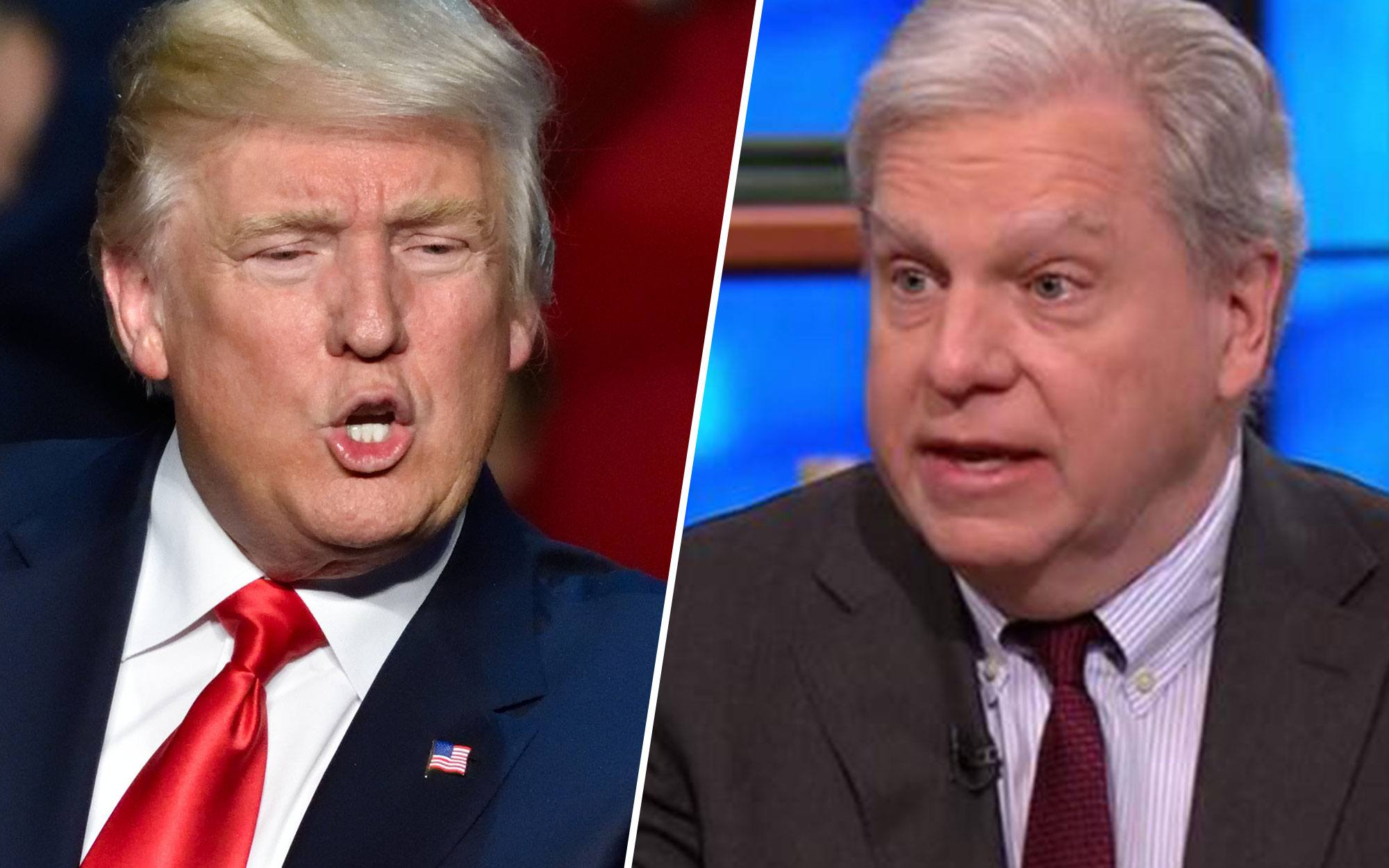 CNN Analyst Admits 'Maybe I Made Up the Convo' Between Two Senators Shocked at Trump's Action