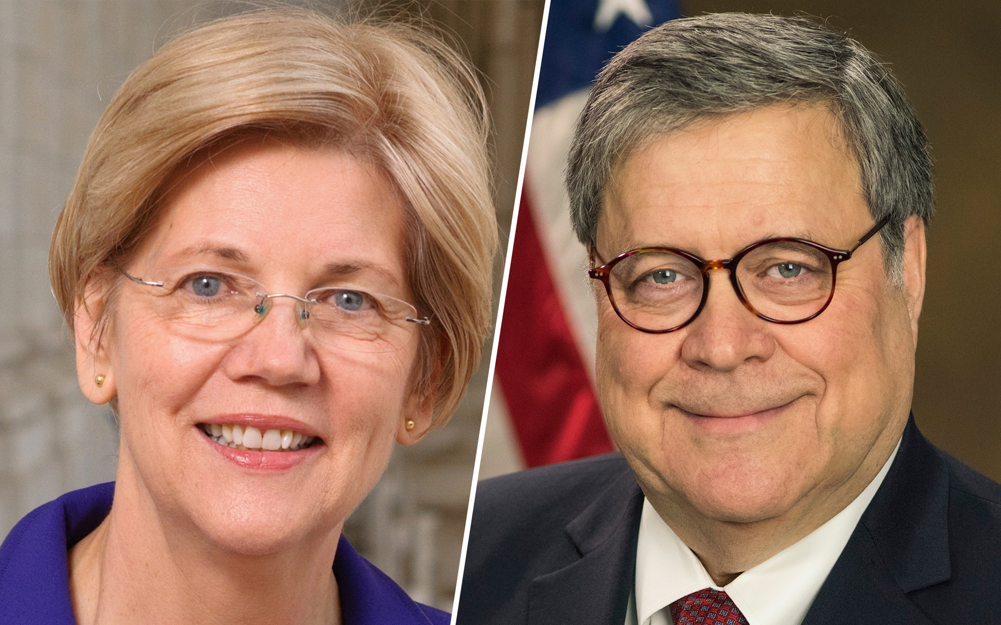 Warren: We need to start impeachment proceedings for AG Barr