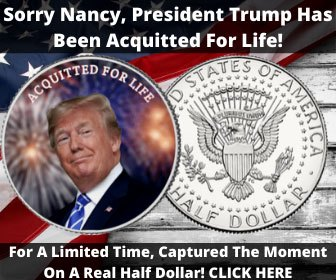Trump Acquitted Coin