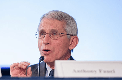WATCH: Dr. Fauci now suggesting 'voting in-person' this November may not be safe