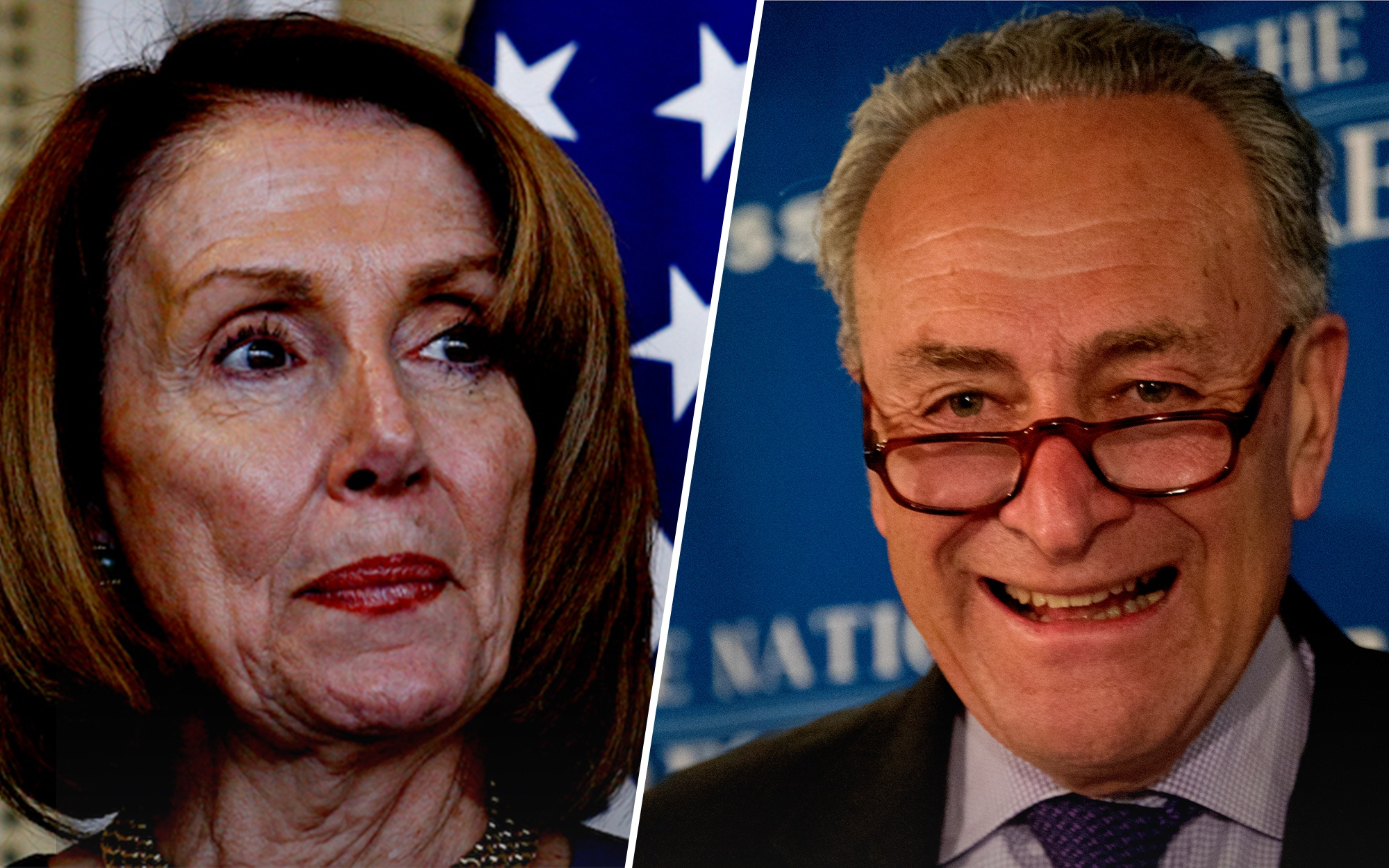 Pelosi and Schumer move to block stimulus money from going to small businesses