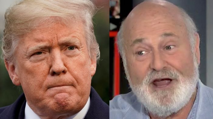 Rob Reiner outrageously claims Trump Gettysburg speech would be tribute to 'white supremacy'
