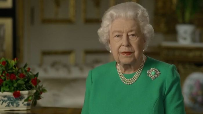 Queen Elizabeth once hid in a bush to avoid a controversial palace guest, filmmaker says