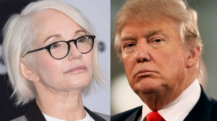 Hollywood star Ellen Barkin: 'If Jesus was our savior, Trump would have gone down in flames'