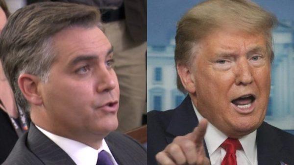 Acosta Trump