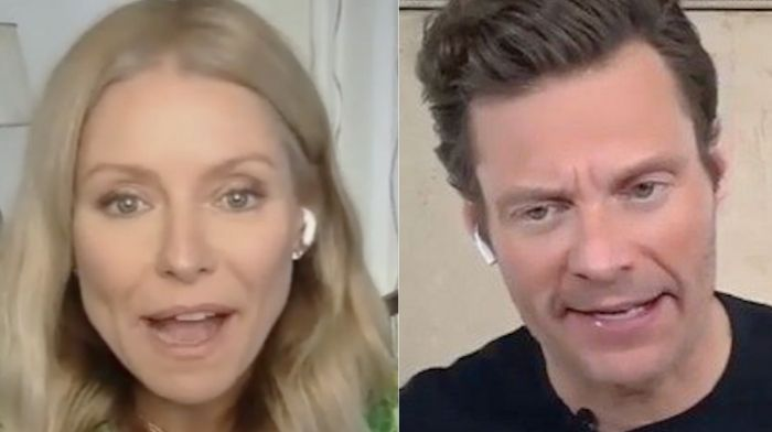 Kelly Ripa stuns fans – admits she's secretly been filming her show in the Caribbean after COVID left her stranded there