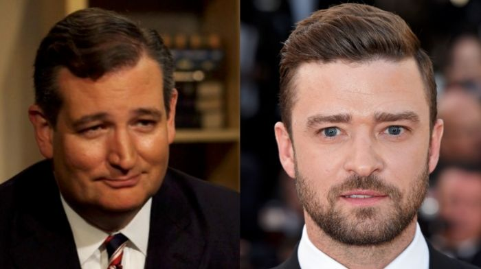 Ted Cruz torches Justin Timberlake for donating money to bail out 'Antifa terrorists destroying minority communities'