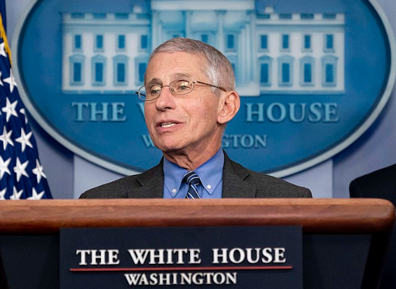 Dr. Fauci's worst nightmare may come true…