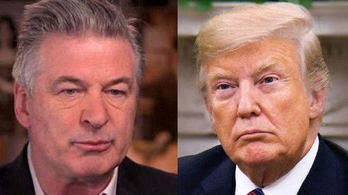 Alec Baldwin accuses President Trump of destroying America and its international reputation: 'Trump's presidency must die!'