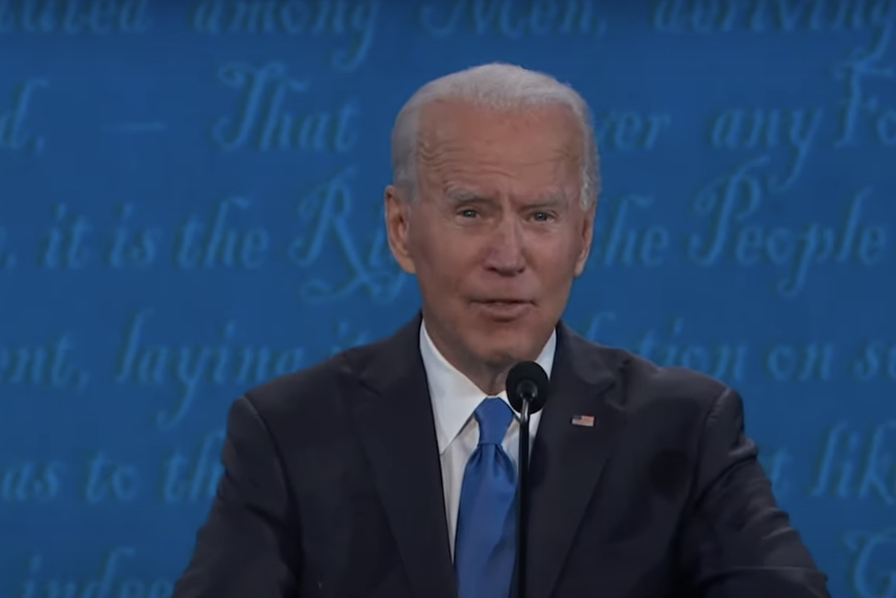 "Biden Claims To Fight Systemic Racism, But Worried Kids Will Grow Up In ""Racial Jungles"""