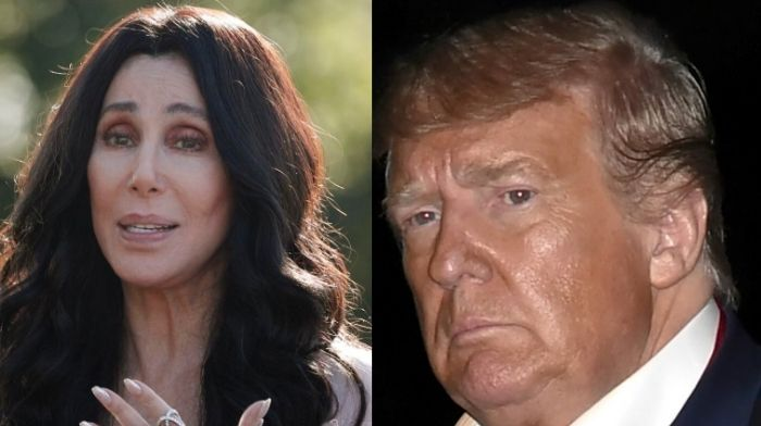 Cher Slams Trump As She Campaigns For Biden - Accuses Trump Of 'Ripping The Guts Out Of America'