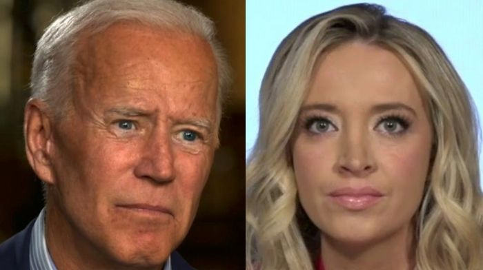 Kayleigh McEnany Addresses Whether Trump Has Asked DOJ To Investigate Bidens