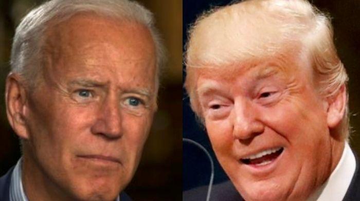 Trump Tells Biden To 'Get Well Soon' After He Fractures His Foot