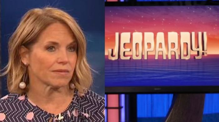 Katie Couric's Calls To 'Deprogram' Trump Supporters Come Back To Haunt Her As She Prepares To Host 'Jeoparydy'