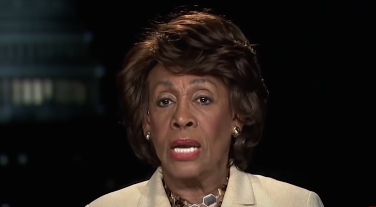 Maxine Waters Gloats Over COVID Bill Victory