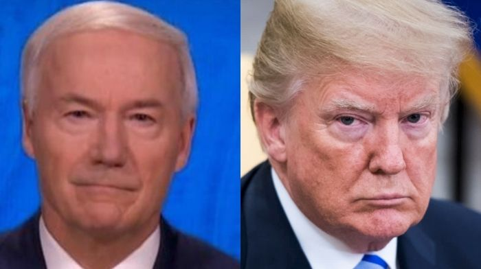 Asa Hutchinson Says He'll Refuse To Support Trump In 2024 - 'He Should Not Define Our Future'